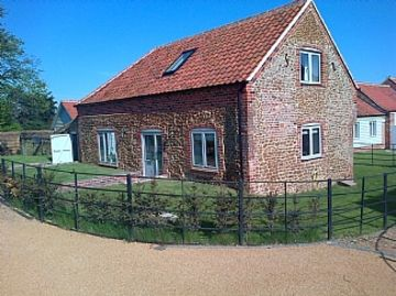 Barn Conversion In Snettisham, North Norfolk, England