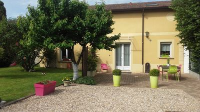 Photo for quiet house with terrace and private parking. Short breaks 3 days accepted