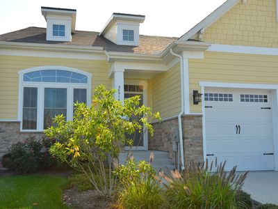 Photo for Bayside - New Rental-Beach/Golf 4BR/3.5B+Enclosed Loft/Game Room - Backs to Pond