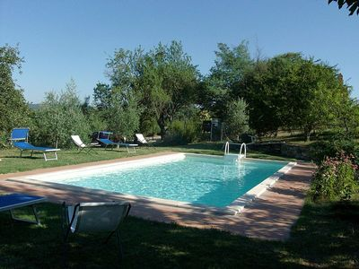 Photo for Villa Fedora: A pleasant and spacious two-story villa situated a few miles from the shores of Lake Trasimeno.