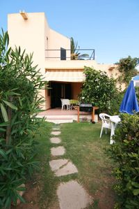 Photo for beautiful villa with private garden 15 meters from the beach