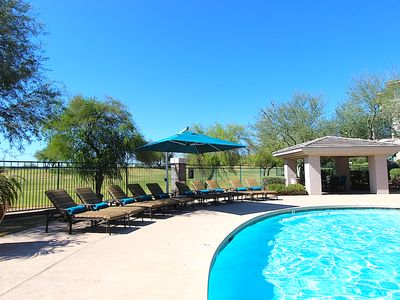 Photo for Pool Looks On To Westin Golf Course-Steps to Kierland Commons & the Quarter!
