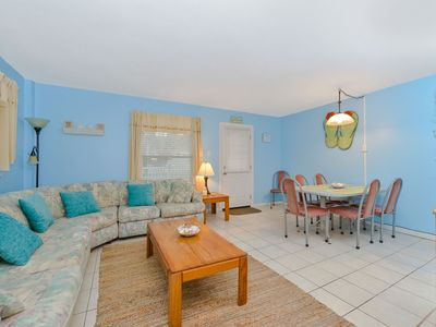2 Bedroom Condo Just steps to the beach and famous Ocean City boardwalk!