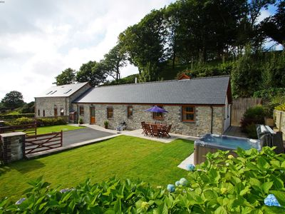 Photo for 5 star cottage for 6 in the Mid Wales countryside