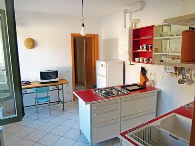 Photo for Apartment in the center of Porto Valtravaglia with Washing machine (115465)