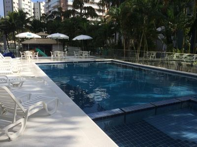 Photo for Excellent fit in the best beach of north paulista