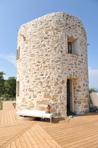 Photo for Genoese tower for 2 people