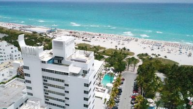 Photo for 3 BR in Oceanfront Shelborne Shelborne South Beach Resort Metropolitan Suite