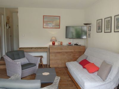 Photo for Apartment 881 m from the center of Carnac with Parking, Internet, Washing machine, Garden (327045)