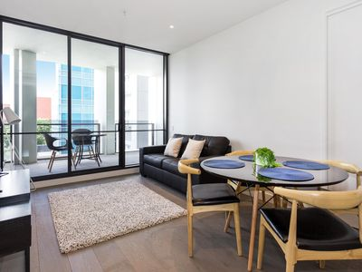 Photo for ☀ A Modern & Central 2BR Apt with Rooftop Deck ☀