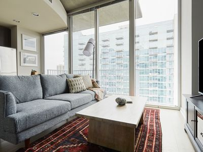 Photo for Picturesque 1BR in Midtown by Sonder