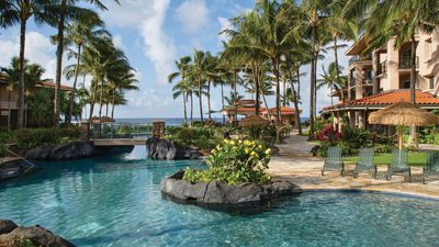 President's Week 2019 2BR/2BA Oceanview Villas Marriott Waiohai