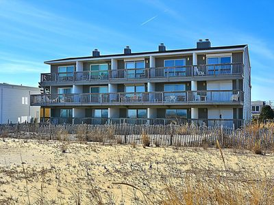 Photo for FREE Activities. DEWEY BEACH OCEANFRONT, on Swede Street. 4 bedroom, 2.5 bath townhouse