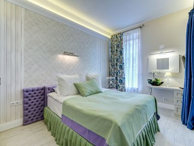 Photo for BLANCO deluxe apartment at Nevsky 22