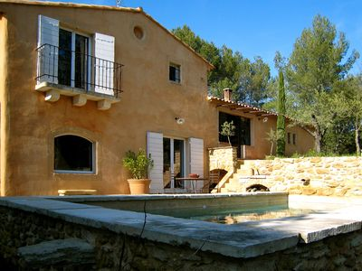 Photo for CHARMING BASTIDE - AIX EN PROVENCE AND NEAR THE LUBERON
