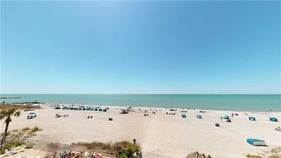 Photo for Direct Beach Front Balcony Corner Unit Higher Floor - Free Wifi - Sleeps up to 4