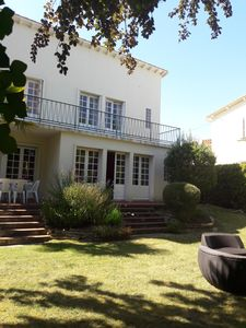 Photo for Royan: House with garden at 100 m from the beach