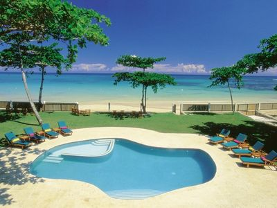 Photo for INCREDIBLE SPECIAL RATES ON CERTAIN WEEKS **PLEASE ASK* Luxury 6 Bed Beach Villa in Ocho Rios