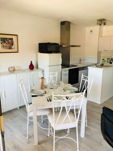 Photo for Apartment T3 Center Arcachon Near train station and beach