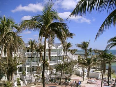 Photo for Lovely two story condo with private balcony and ocean view