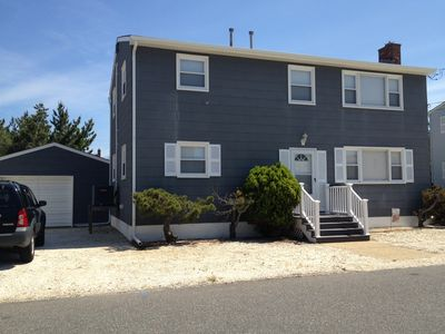 Photo for Oceanside Duplex - Newly Renovated - Steps from the beach - Family Friendly!!