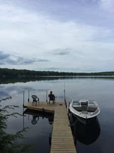 Photo for 5 STAR Crane Lake Home Pickerel, WI Secluded Waterfront Property W/ Private Pier