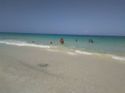 fantastic ocean views sleeps 4  just steps to an uncrowded white sand beach