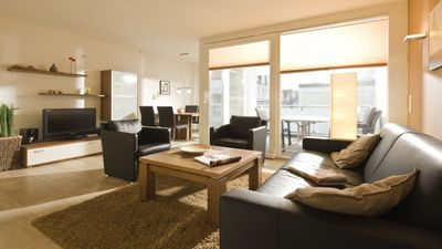 Photo for Düsseldorfer Hof, first class living, close to the beach and centrally located on Norderney