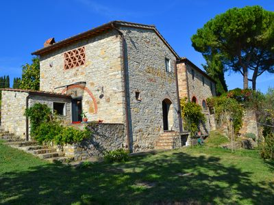 Photo for Detached house 2 bedrooms, 2 bathrooms, garden with wonderful views