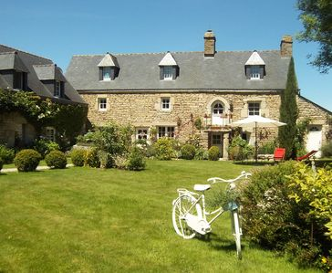 Photo for Rental of cottages and rooms in the countryside in Brittany