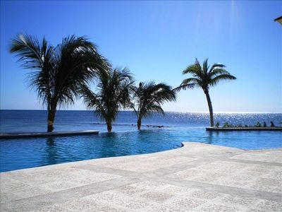 Photo for NEWLY REMODELED - Spectacular Beachfront View Villa