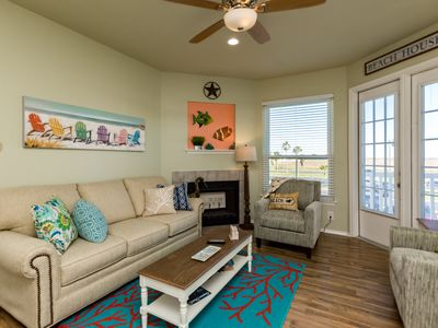 Photo for Beautifully redone 1/1 condo that's just a Short Walk off the Beach