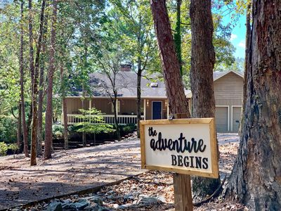 Photo for The Adventure begins at this newly updated, beautiful LAKE home!