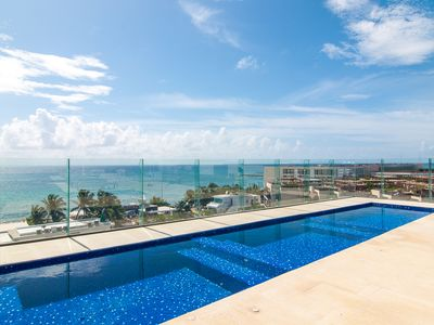 Photo for New! 2bdrm in Mamitas, steps to the beach with Private Hot-Tub