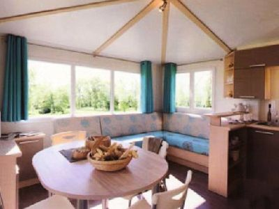 Photo for Camping L'Etang des Haizes **** - Mobile home 3 Rooms 5 Persons
