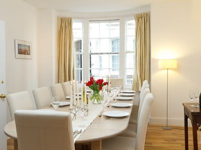 Photo for Large, 7 bed, Spacious, Regency Elegant Townhouse in Central Brighton, Sleeps 22