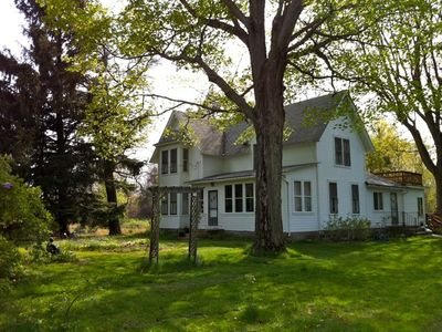 Photo for 1860's White House In Glenn Located Between South Haven And Saugatuck
