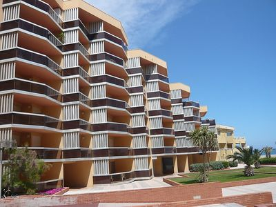 Photo for Apartment in Canet-en-Roussillon with Lift, Internet, Washing machine, Balcony (96489)