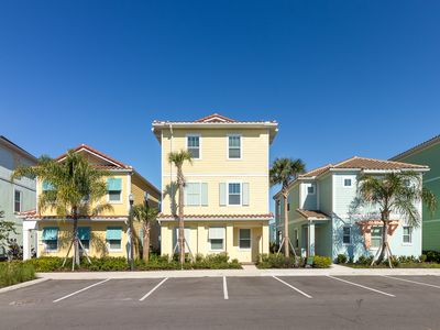 Photo for Gorgeous Margaritaville Cottage! Natural sand beach! Minutes to Disney!