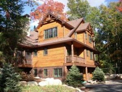Photo for Adirondack Style - HOLIDAY RATES WILL APPLY FOR NEW YEARS WEEK & 6-7 nights