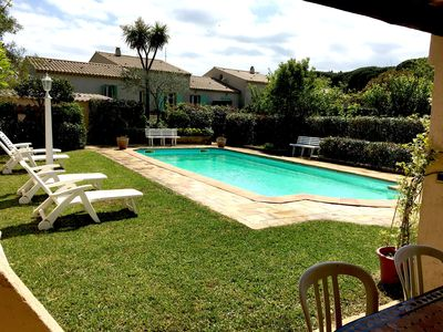 Photo for Family house with pool and garden