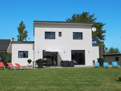 Photo for Vacation home Ferienhaus (PLM203) in Plougoulm - 6 persons, 3 bedrooms