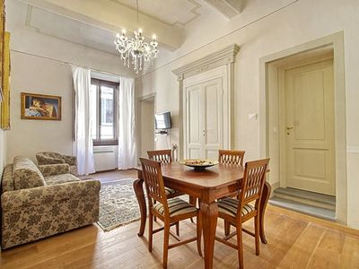 Photo for Apartment in the center of Florence with Internet, Washing machine, Air conditioning (971326)