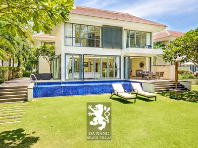 Photo for Well-Appointed & Spacious 4-BDR Private Pool Villa