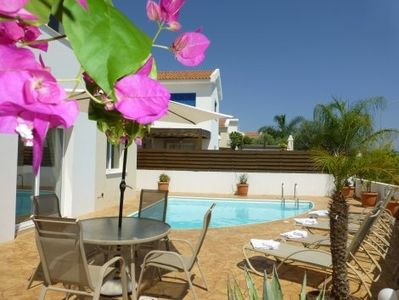 Photo for Stunning 2 Bedroom Detatched Villa With Sea View And Private Swimming Pool