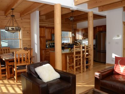 Photo for Beautiful Mountain Cabin 3BD/3.5 Wonderful Views only 15 miles from Breckenridge