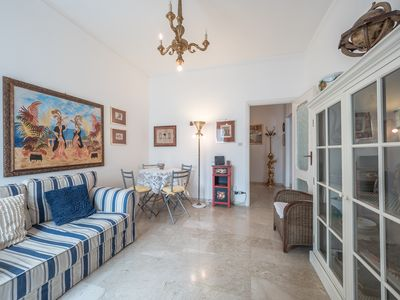 Photo for house on the heights, panoramic, free parking, lift Wifi