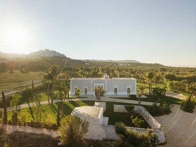 Photo for Luxury villa overlooking Ostuni