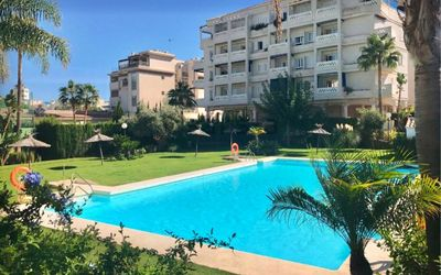 Photo for Apt. Torremolinos 3 min walk to the beach and 5 min walk train station