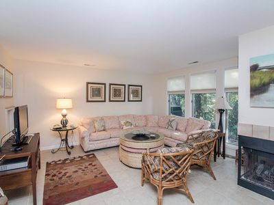 Photo for 2228H: MINI-WEEKS! 3BR Sea Colony West townhome! Sleeps 8 | Private beach, pools, tennis & more!